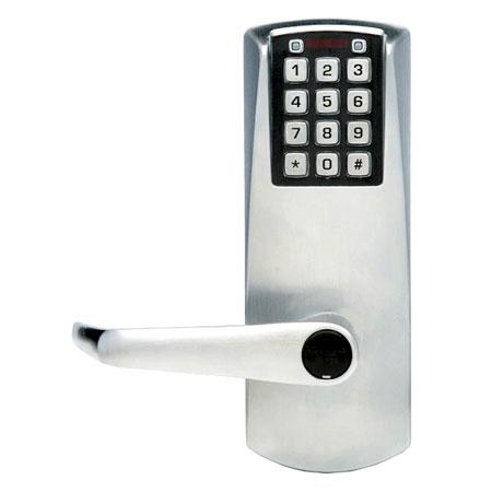 Quick Lockworks Commercial Keyless Lock