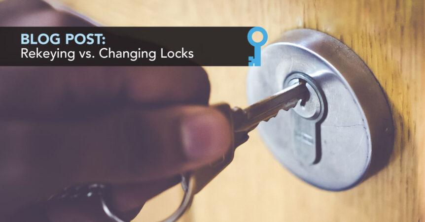 rekeying-changing-locks