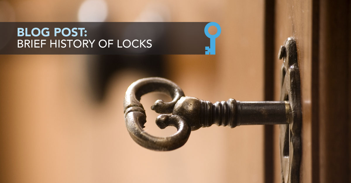 History of Locks
