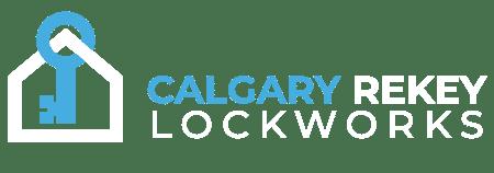Calgary Rekey Lockworks logo